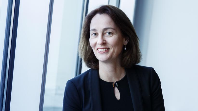 Katarina Barley: Die Juristin Katarina Barley (SPD) ist seit März dieses Jahres Bundesministerin für Justiz und Verbraucherschutz.