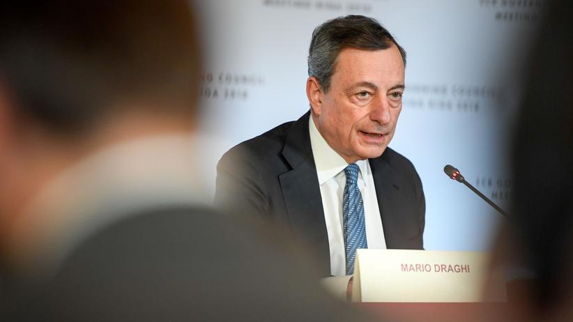 Vermögen: Herr Draghi, die Rechnung, bitte