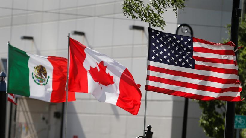 Freihandelsabkommen: Gespräche über Freihandel zwischen USA und Kanada vorerst gescheitert