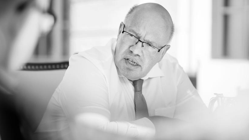 """Peter Altmaier: """"Die Ängste der Bürger sind nicht ihre Privatsache"""""""