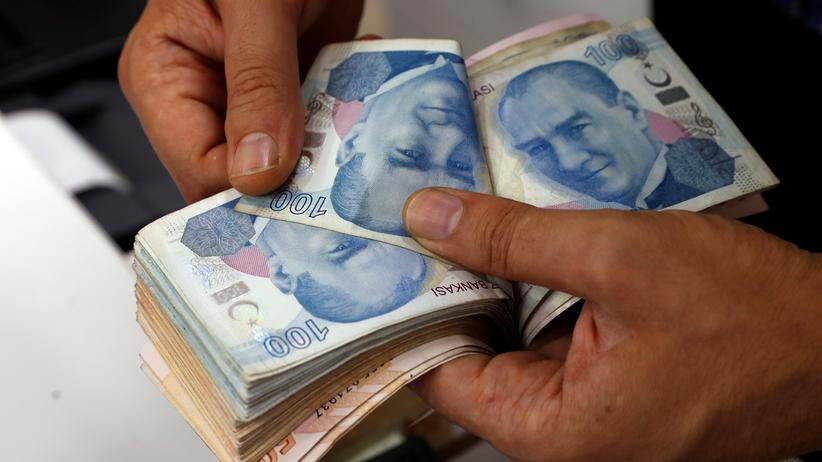 Recep Tayyip Erdoğan: Türkische Banknoten
