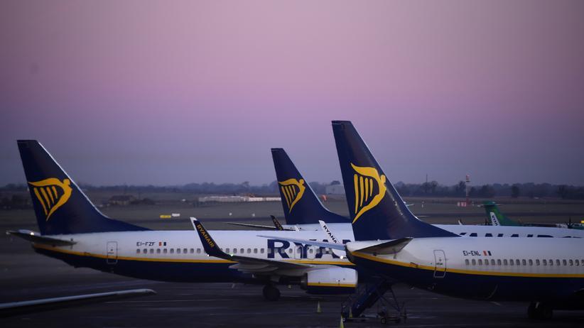 Arbeitsbedingungen für Piloten: Ryanair einigt sich im Tarifstreit mit Irlands Piloten