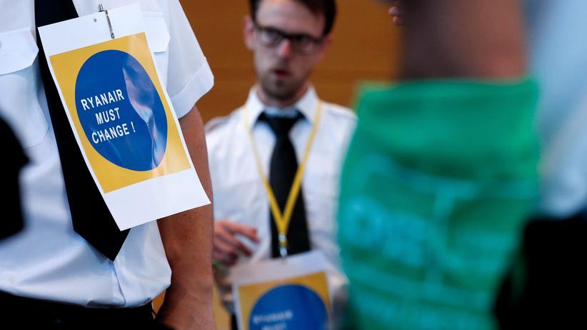 Ryanair: Billigflieger am Boden