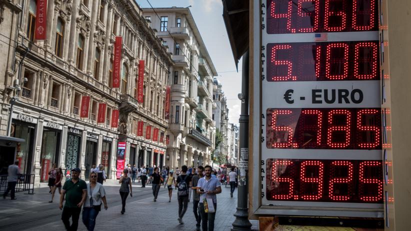 Türkei: Türkische Wirtschaft unter Druck