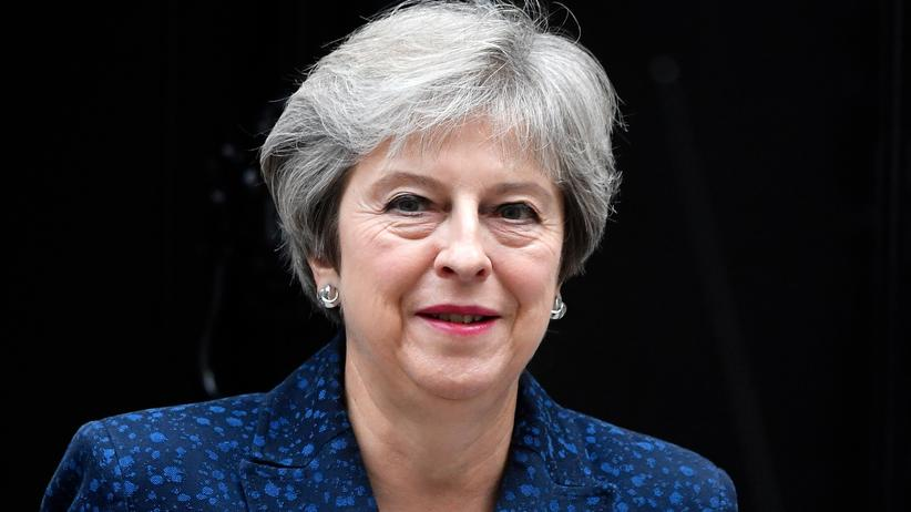 Brexit: Theresa May fordert Europäer zu Entgegenkommen auf