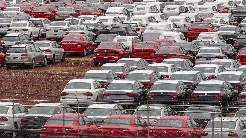 Dieselskandal: Anleger fordern neun Milliarden Euro von VW