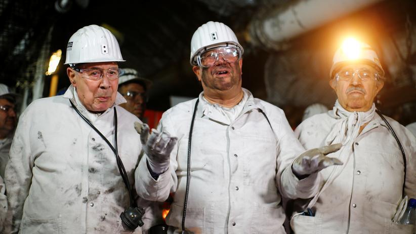 Energiepolitik: Mehr als nur Kohle-Kumpel