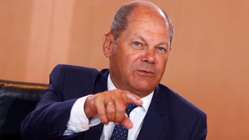 Finanzminister: Olaf Scholz schließt Steuererhöhungen für Rentenpläne aus