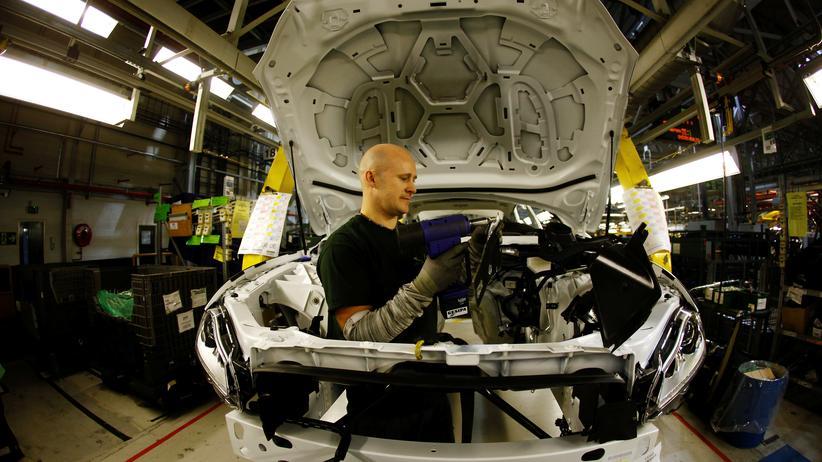 Brexit: Nur noch Dreitagewoche bei Jaguar Land Rover