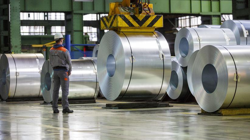 Konjunktur: OECD erwartet schwächeres Wachstum in Deutschland