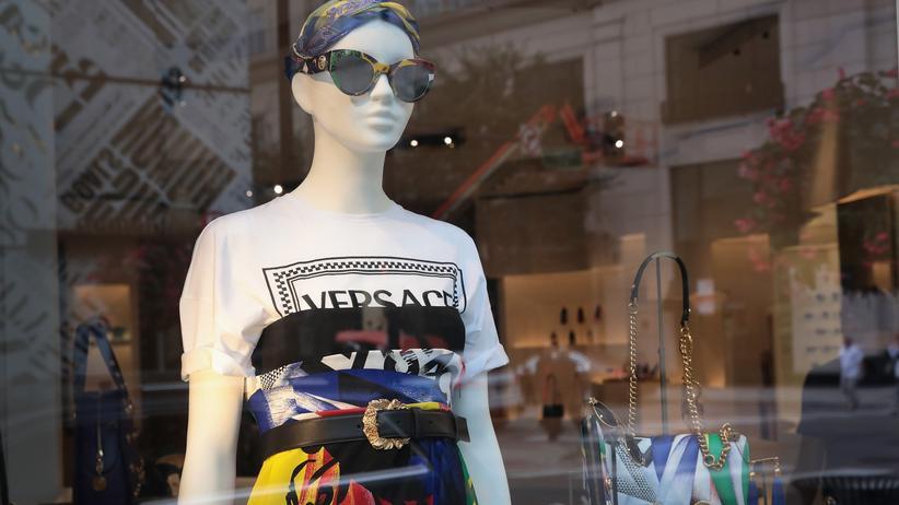 Luxus-Modelabel: US-Modekonzern Michael Kors übernimmt Versace