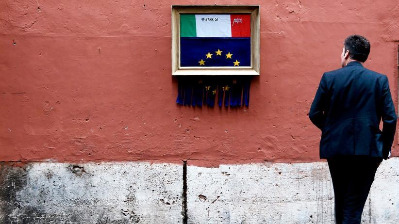 Schuldenstreit: EU-Kommission mit Italiens Haushalt unzufrieden
