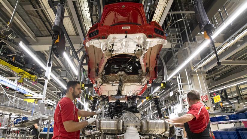 Weltwirtschaft: IWF korrigiert globale Wachstumsprognose nach unten