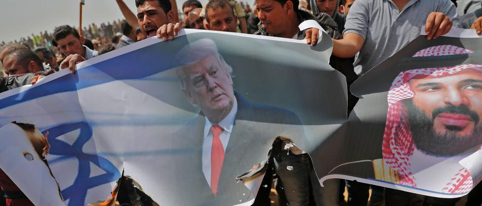 Jamal Khashoggi: Mord? Es geht um Milliarden