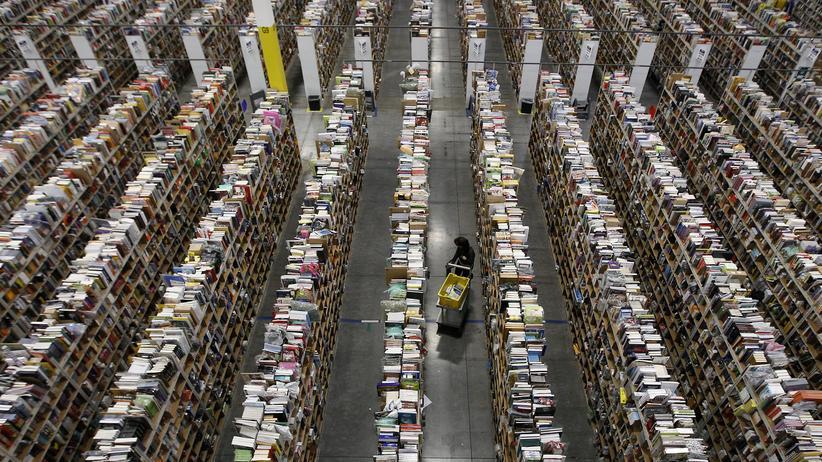 Onlinehandel: Ebay verklagt Amazon