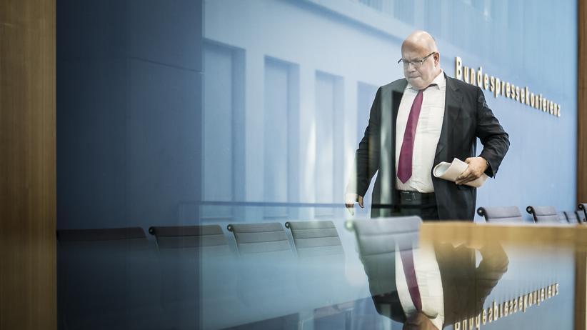 Wirtschaftsministerium: Peter Altmaier kündigt neue Industriepolitik an