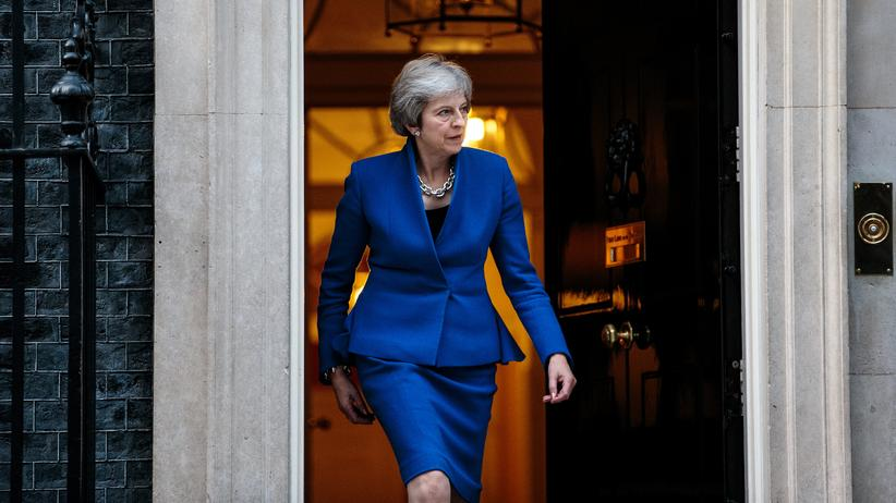Brexit: Theresa May braucht jede Stimme