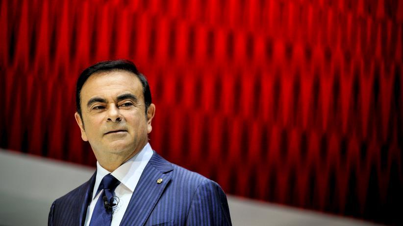 Betrugsvorwürfe: Carlos Ghosn muss seinen Posten als Vorsitzender des Verwaltungsrats von Nissan räumen.