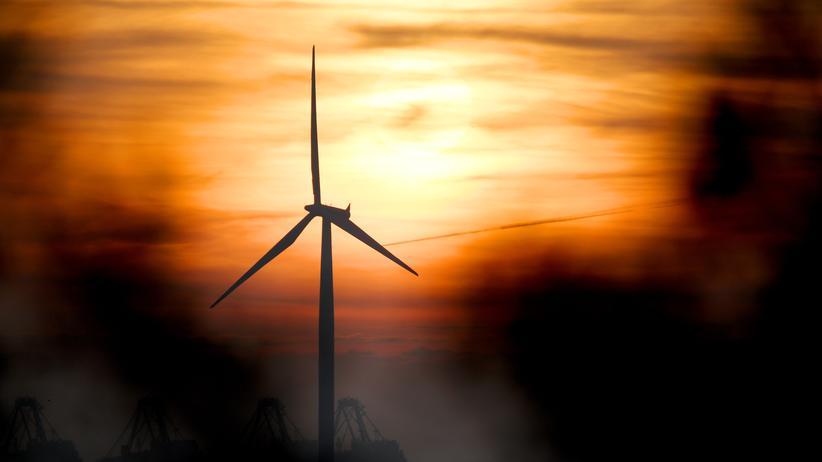 Erneuerbare Energien: Mit rund 37 Prozent lieferten Windkraftanlagen den größten Anteil an erneuerbaren Energien.