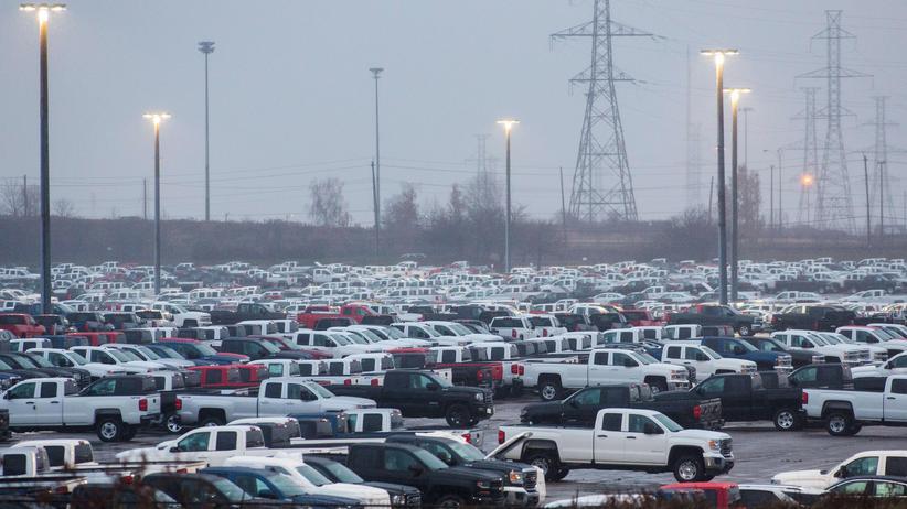 USA: General Motors streicht mehr als jede sechste Stelle