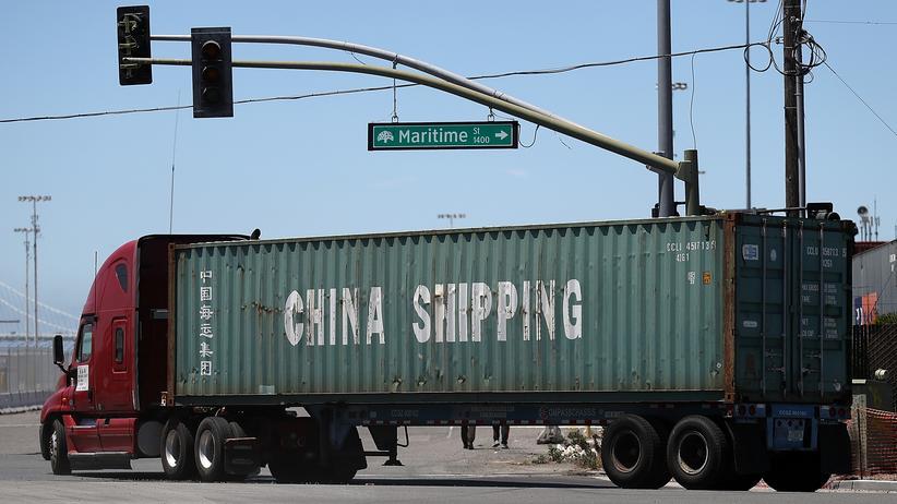 Handelskonflikt: USA nehmen 18,4 Milliarden Dollar durch Zölle gegen China ein
