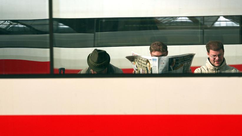 Deutsche Bahn : Nur jeder fünfte ICE ist vollständig funktionsfähig