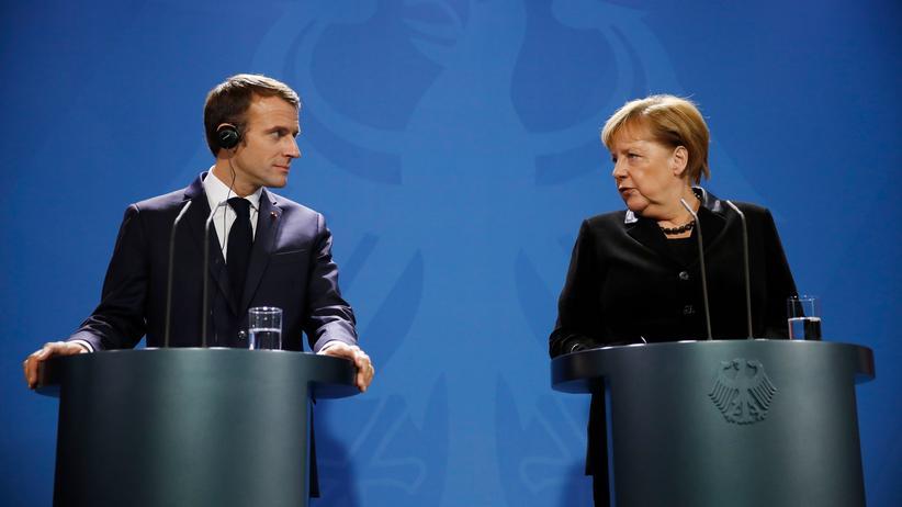 Zukunft der EU: Nur nichts Eigenes
