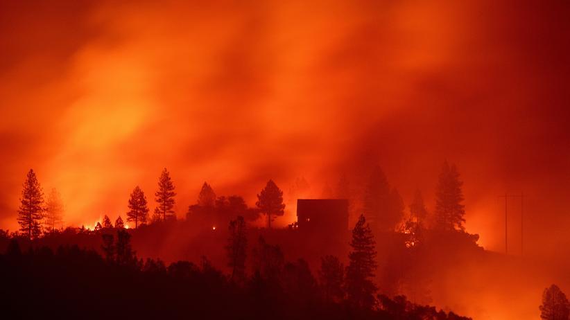 National Climate Assessment: US-Behörden warnen vor Schäden durch Klimawandel