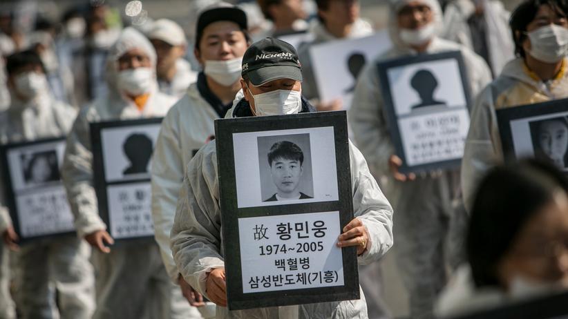 Arbeitsbedingungen: Samsung entschuldigt sich für Todes- und Krankheitsfälle