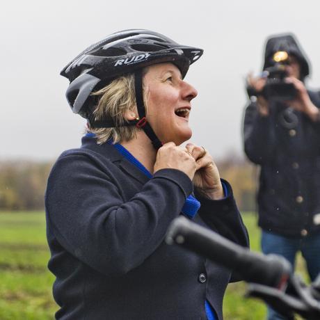 """Svenja Schulze: """"Ich mache rote Umweltpolitik"""""""