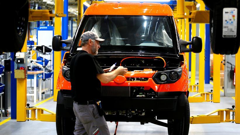 Deutsche Post: Elektrotransporter erhält Zulassung für Großserie