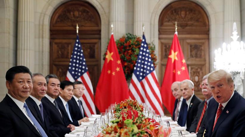 Welthandel: USA und China nähern sich im Handelsstreit an