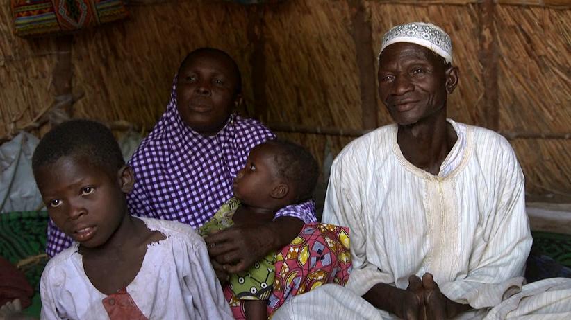 Folgen des Klimawandels: Die Familie Ngolda