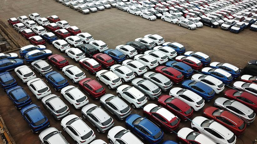 Handelsstreit: China setzt Sonderzölle auf US-Fahrzeuge aus