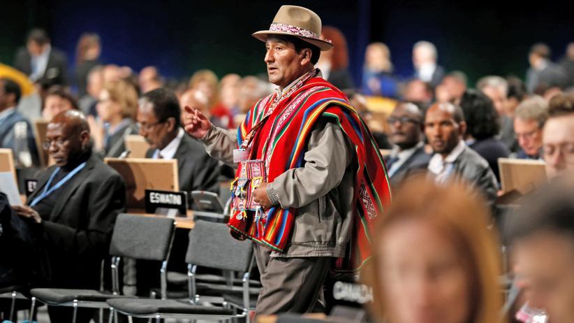 UN-Klimakonferenz: Die Welt brennt, der Gipfel streitet