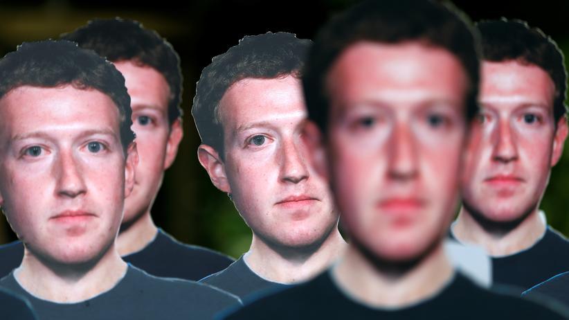 Mark Zuckerberg: Schlechte Stimmung bei Facebook: Mark Zuckerberg muss sich gegen neue Vorwürfe behaupten.