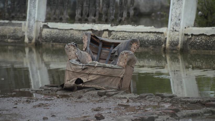 Folgen des Klimawandels: In Indonesien versinken immer mehr Städte und Inseln im Meer.