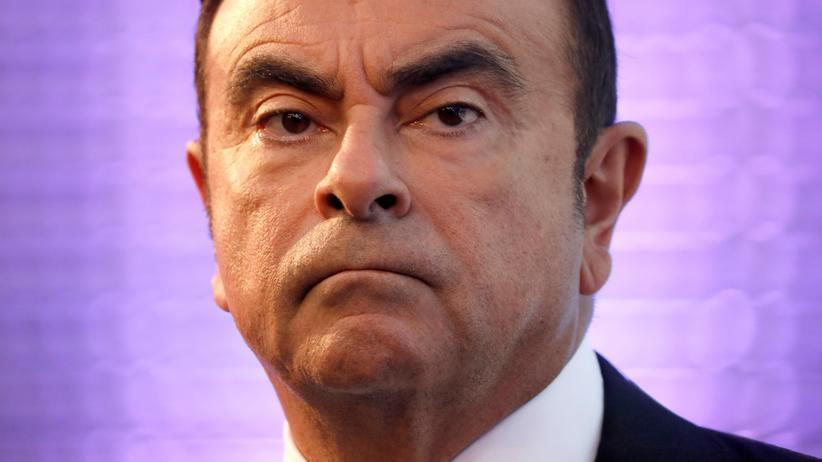Carlos Ghosn: Staatsanwalt erhebt Anklage gegen Ex-Nissan-Chef