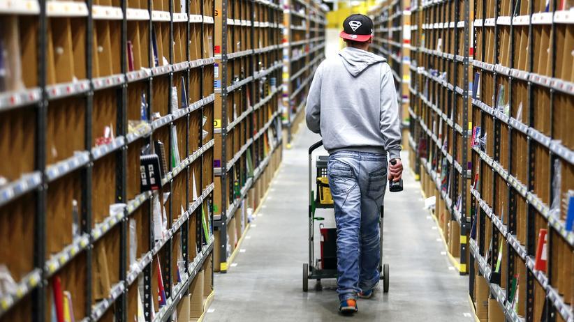 Onlinehandel: Amazon-Mitarbeiter streiken im Weihnachtsgeschäft
