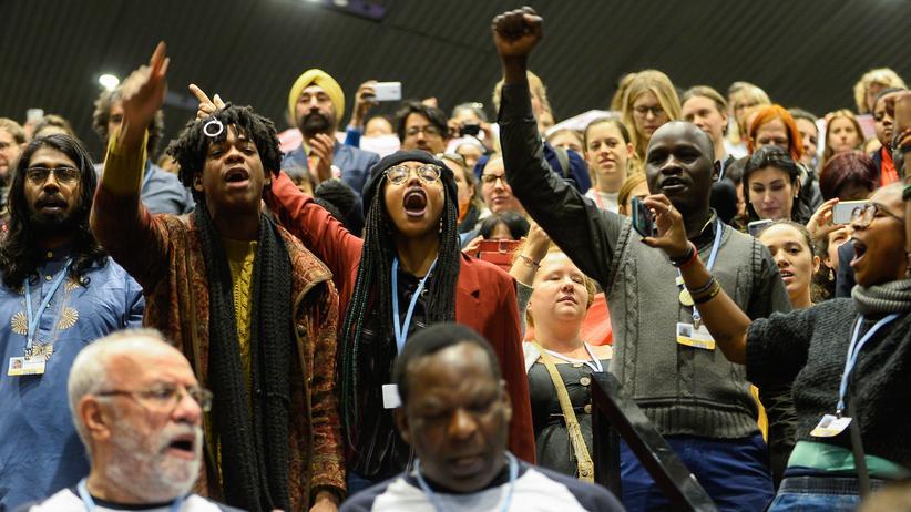 UN-Klimagipfel: Der Klimaschutz braucht das Drama