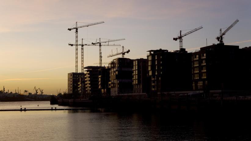 Wohnungsbau: Wohnungsbau in Hamburg