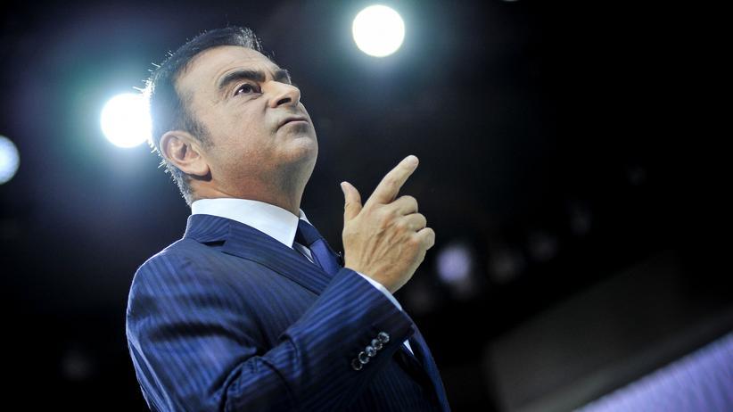 Carlos Ghosn: Renault-Chef tritt zurück