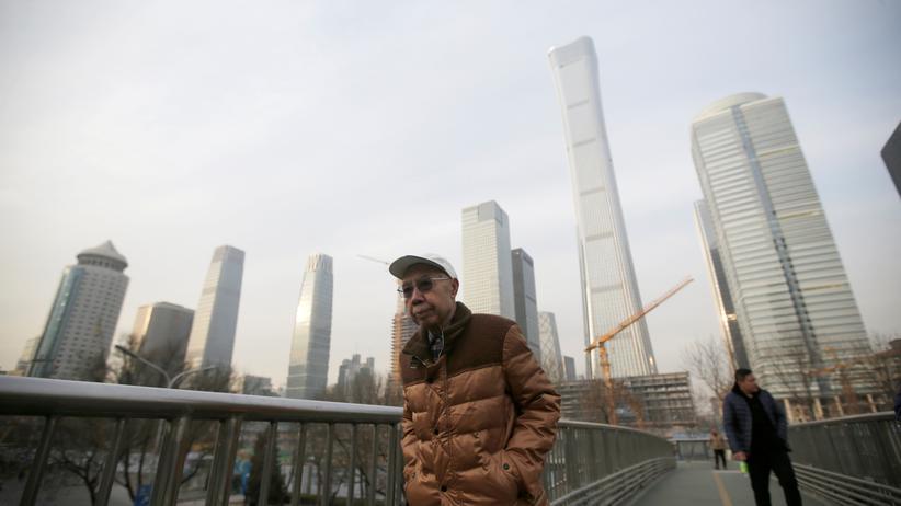 Wirtschaftswachstum: Konjunktur in China fällt auf 28-Jahres-Tief