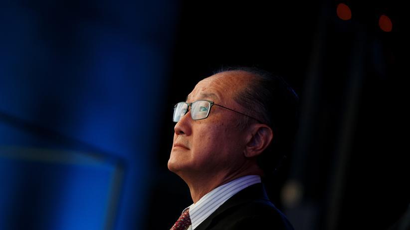Jim Yong Kim: Jim Yong Kim in Peking