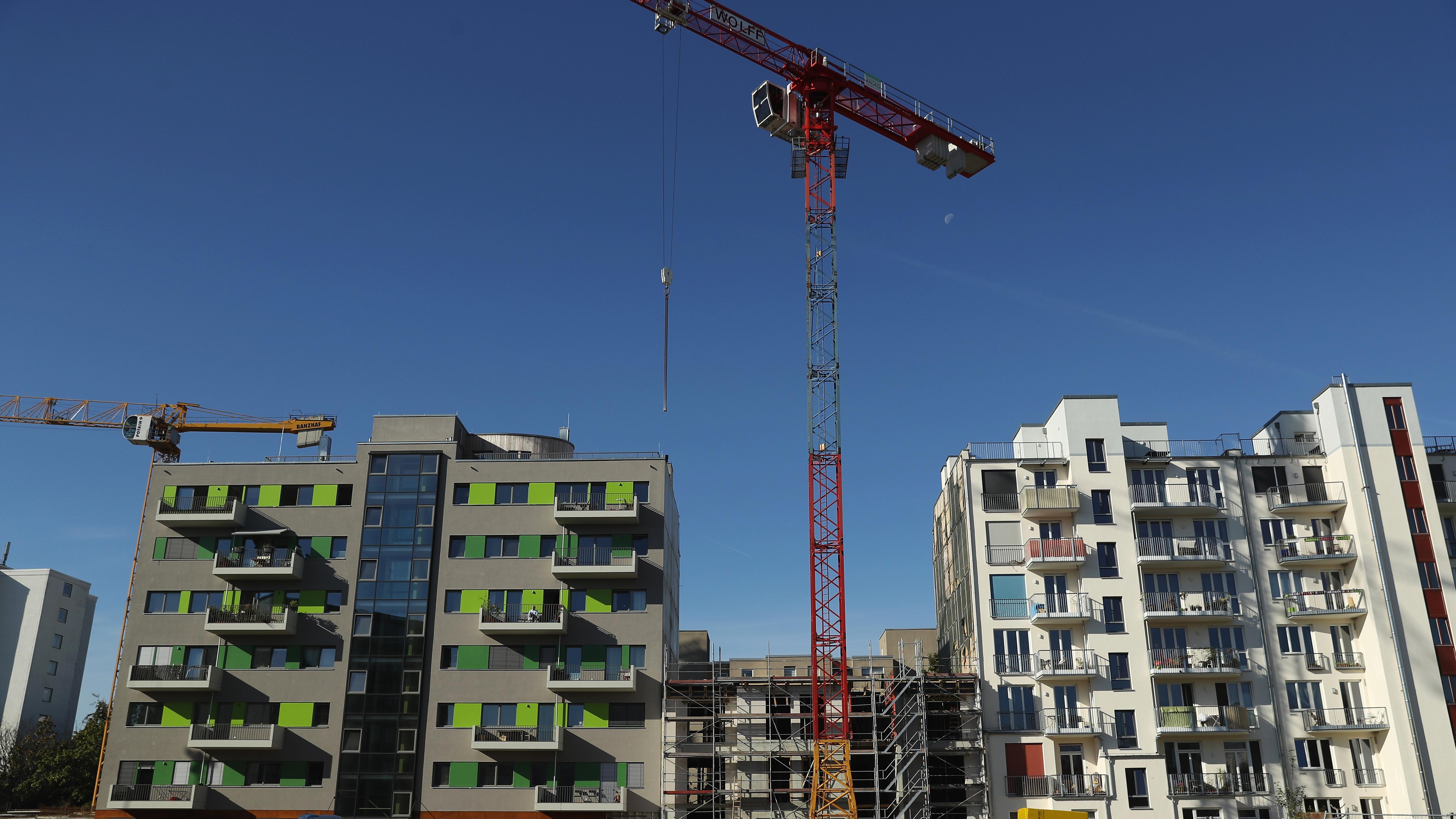 Neubauwohnungen für Durchschnittsverdiener kaum noch bezahlbar