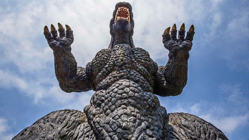 Spitzensteuersatz: Gefräßiges Monster: Godzilla
