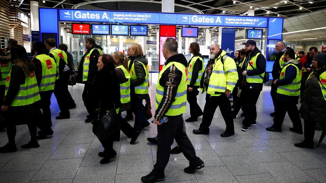 Streik Flughafen Düsseldorf Heute