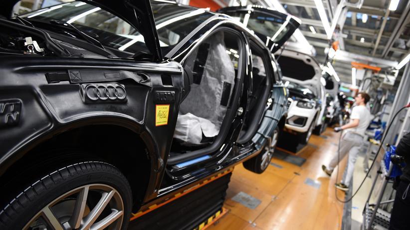 Ingolstadt: Streik in Ungarn legt deutsches Audi-Werk lahm