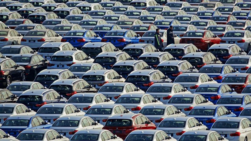 Abgasskandal: BMW muss niedrige Millionenstrafe zahlen