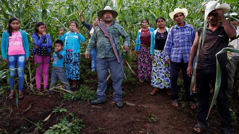 Mexiko: Opium bringt nichts mehr ein